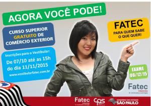 Vestibular FATEC 2016